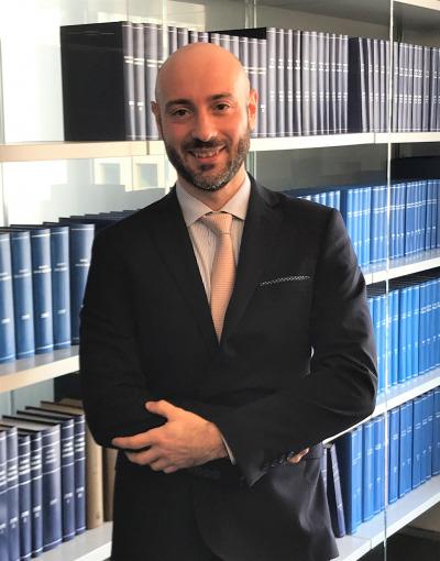 Matteo Conoscitore - Professionals - Russo De Rosa Associati