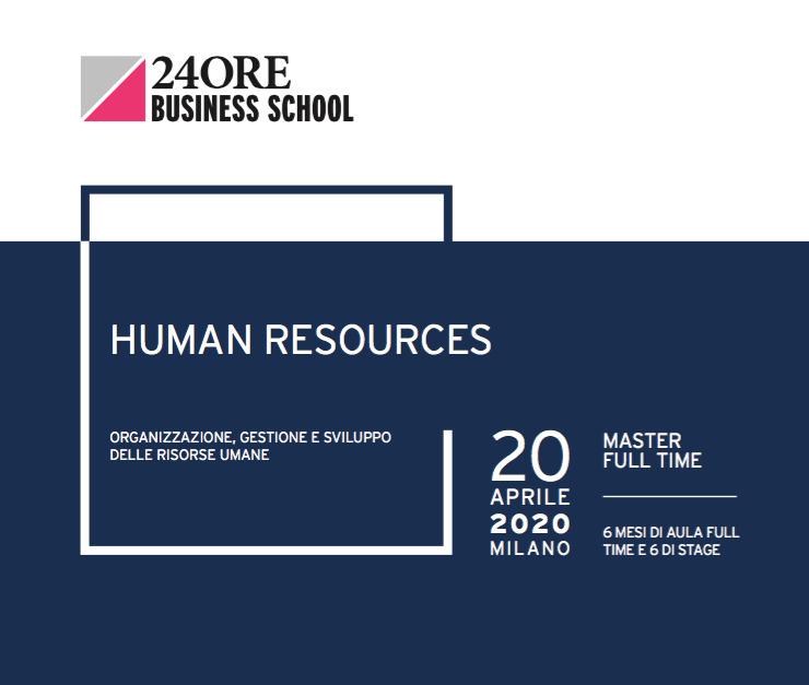 Andrea De Panfilis e Caterina Giacalone sono intervenuti in qualità di relatori alla prima giornata del Master HR organizzato dalla 24ORE Business School