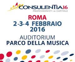 Leo De Rosa relatore al convegno: ConsulenTia 2016 - Professionisti in capitale