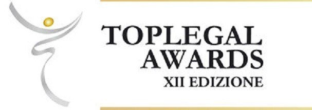 Leo De Rosa and Fabrizio Cavallaro nominee at Top Legal Awards 2018