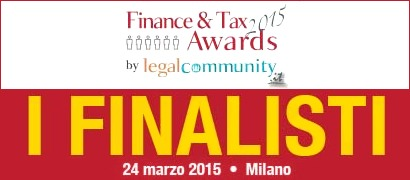 Russo De Rosa - Finalists in two categories