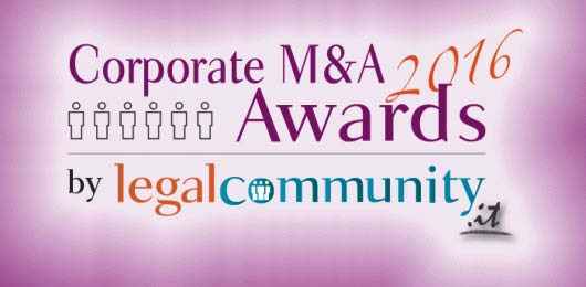 The firm and Leo De Rosa are finalist for the tax M&A Awards 2016