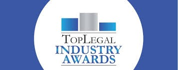 Leo De Rosa winner at TopLegal Industry Awards 2017