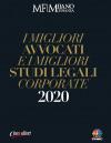 """Pubblicata su Milano Finanza la ricerca """"I migliori avvocati e i migliori studi legali corporate 2020"""". Lo Studio e i suoi professionisti sono rappresentati in otto categorie."""