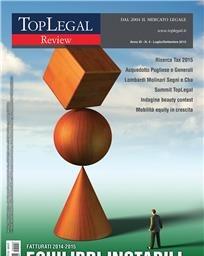 Lo studio e Leo De Rosa protagonisti nella ricerca sul Tax di Top Legal